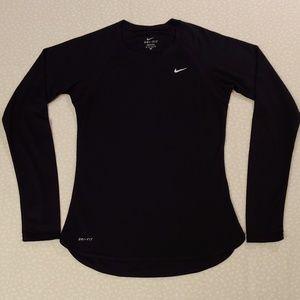 Nike Dri-Fit Athletic Long Sleeve Top